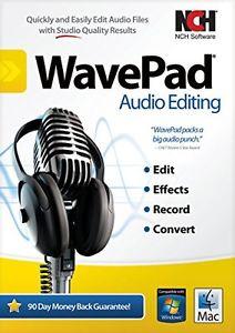 Wavepad 8.12