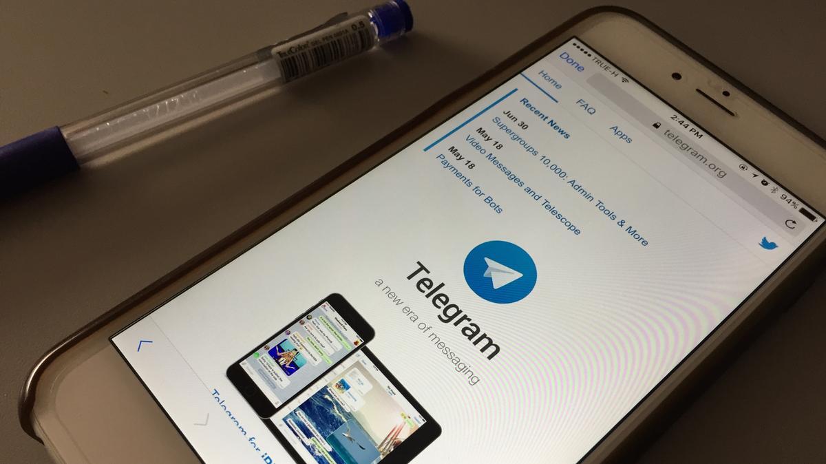 Telegram 1.3.7