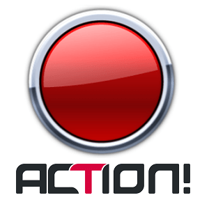 Image result for action recording software logo