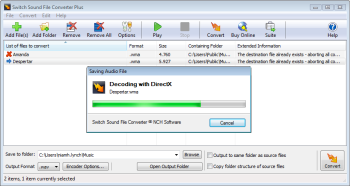 Download Switch Free Audio and MP3 Converter for Windows free | blogger.com