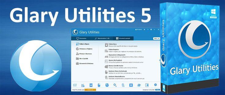 glary utilities 5 crack serial